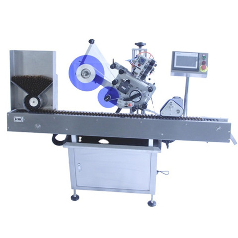 Automatic Corners Labeling Machine for Small Box & Cartons
