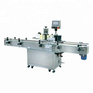 Tabletop Labeling Machine Wrap Around 500ml Pet Bottle