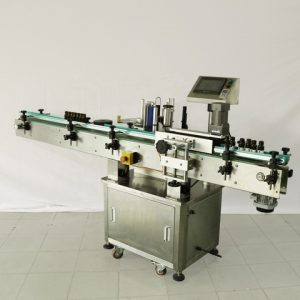 工場価格自動10mlベイルステッカーラベリングマシン
