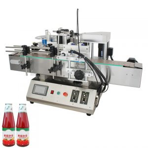 Box Top And Bottom Label Applicator