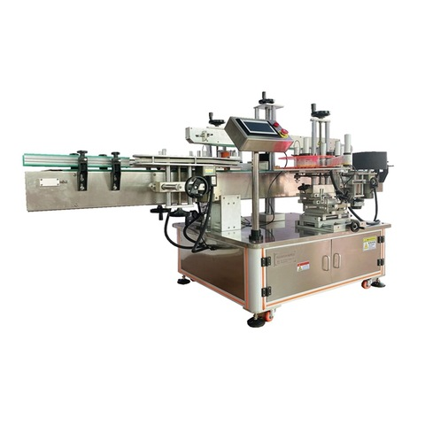 Double Side Vertical Labeling machine Manufacturer & Exporters...