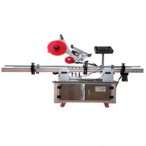 新しいラベリングマシンウォッシュケアラベル印刷機