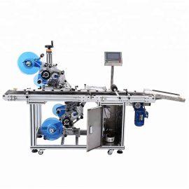 自動上部および下部フラットラベリングマシンの詳細